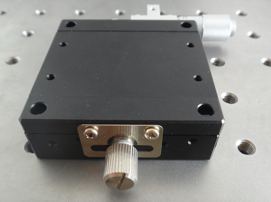 Manual linear stage: J81SP25G