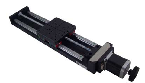 Motorized linear stage: J03DP200