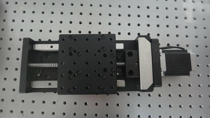 Motorized linear stage: J03DP200 - Click Image to Close