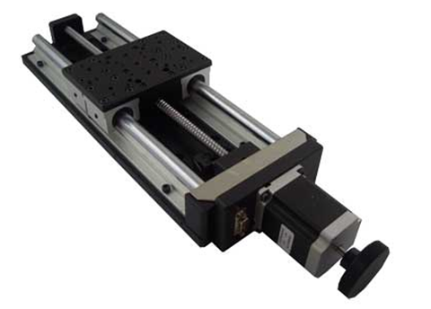Motorized linear stage: J04DP200