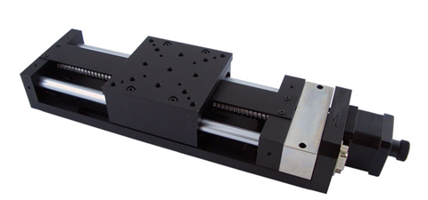 Motorized linear stage: J05DP50