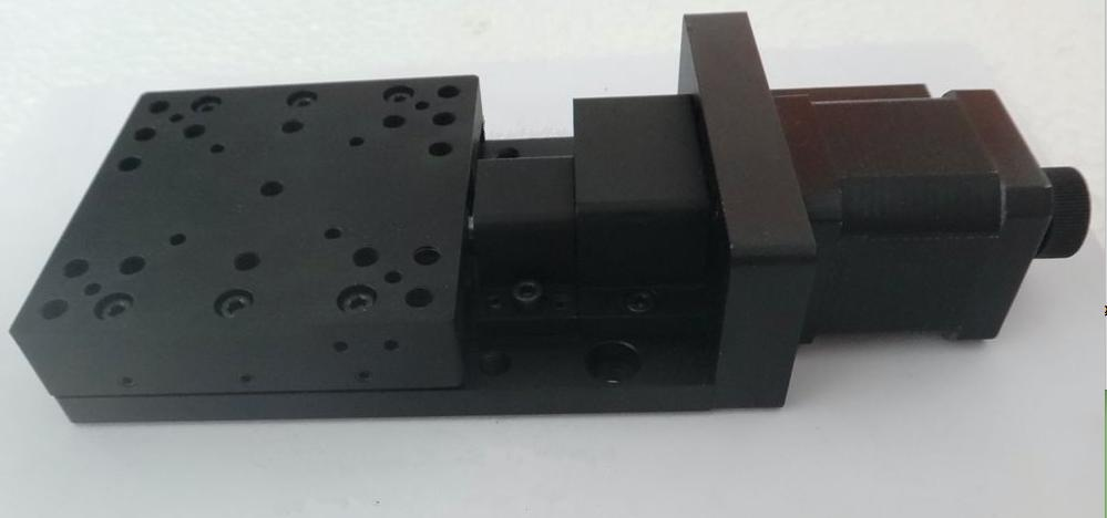 Mini Motorized Linear Stage: J02DP50