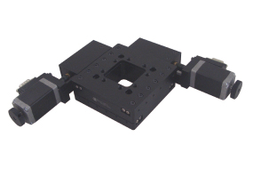 Motorized XY Linear Stage: J01DE20