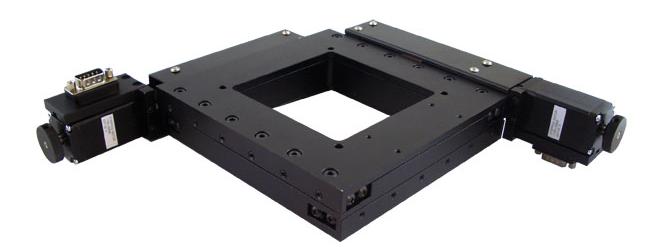 Motorized XY Linear Stage: J02DE50 xy table , xy linear slide , xy